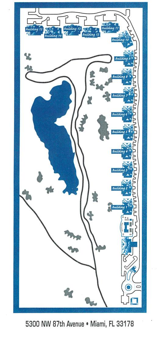 Hyatt beach house resort layout
